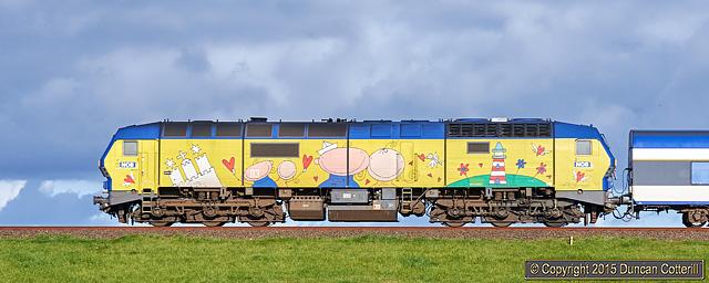 Railography germany september 2015 for Depot westerland